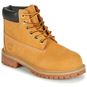 Bottines / Boots Timberland 6 IN PREMIUM WP BOOT Cognac 350x350