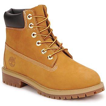 Bottines / Boots Timberland 6 IN PREMIUM WP BOOT Cognac 350x350