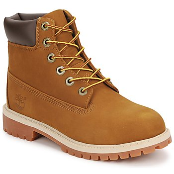 Bottines / Boots Timberland 6 IN PREMIUM WP BOOT Marron / Miel 350x350