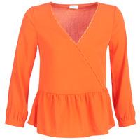 Vêtements Femme Tops / Blouses Vila VIROSSIE Orange
