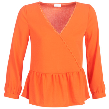 Vêtements Femme Tops / Blouses Vila VIROSSIE Orange