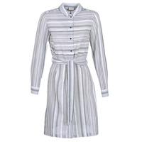 Vêtements Femme Robes courtes Vila VINAVIDA Blanc / Bleu