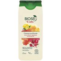 Beauté Shampooings Lida Biosei Citrus & Granada Ecocert Champú  500 ml