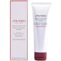 Beauté Femme Démaquillants & Nettoyants Shiseido Defend Skincare Deep Cleansing Foam