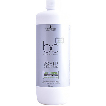 Beauté Shampooings Schwarzkopf Bc Scalp Genesis Soothing Shampoo  1000 ml