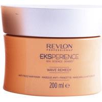 Beauté Soins & Après-shampooing Revlon Eksperience Wave Remedy Antifrizz Mask  200 ml