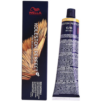 Beauté Accessoires cheveux Wella Koleston Perfect Me+ Rich Naturals 10/16  60 ml