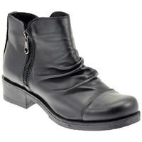 Chaussures Femme Bottines Koloski ARRICCIATODOPPIAZIPBottines