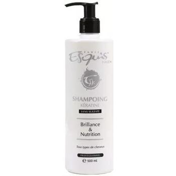 Beauté Femme Shampooings Esquisse - Shampooing à la Kératine Sans Sulfate - 500ml Autres