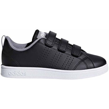Chaussures Garçon Baskets basses adidas Originals Advantage Clean Cadet Noir