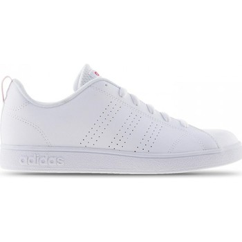 Chaussures Fille Baskets basses adidas Originals VS Advantage Clean Blanc