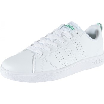 Chaussures Garçon Baskets basses adidas Originals VS Advantage Clean Blanc