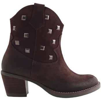 Chaussures Femme Bottines Botty Selection Femmes 4212 MARRON