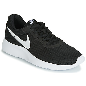 wholesale dealer bf7dc 1b03e Chaussures Homme Baskets basses Nike TANJUN Noir   Blanc