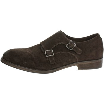 Chaussures Homme Derbies Veni AT005 Marron
