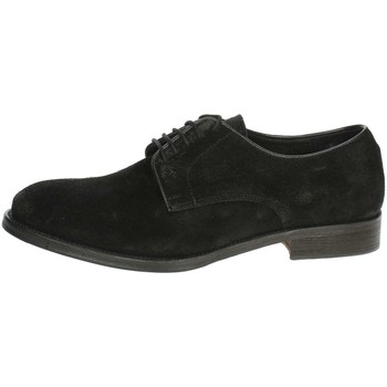 Chaussures Homme Derbies Veni AT003 Noir