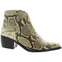 Chaussures Femme Boots Pao Boots cuir Naturel