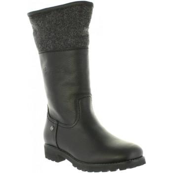 Chaussures Femme Bottes ville Panama Jack BELINDA B2 Negro