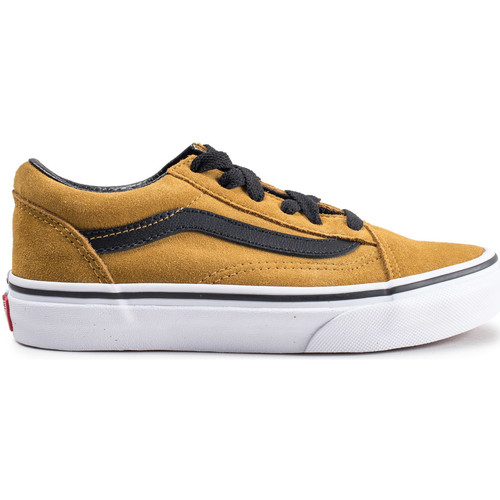 vans old skool jaune moutarde