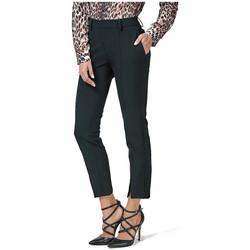 86a1da4259d Vêtements Femme Leggings Guess Pantalon Femme SOLEDAD W83B16 Noir 38