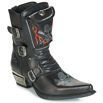 New Rock Marque Bottes  M-wst024-s3