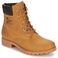 Chaussures Femme Boots Panama Jack PANAMA jaune