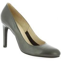 Chaussures Femme Escarpins Vidi Studio Escarpins cuir laminé Bronze