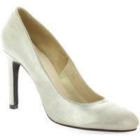 Chaussures Femme Escarpins Vidi Studio Escarpins cuir laminé Doré