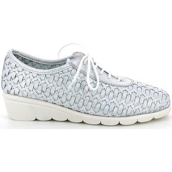 Chaussures Femme Derbies The Flexx C250128.16_36 Argenté