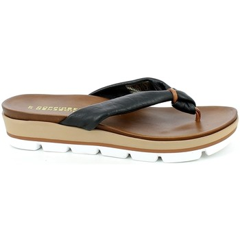 Chaussures Femme Mules Doppio Senso 12424.01_40 Noir