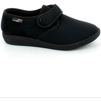 Chaussures Femme Chaussons Emanuela 655.01_35 Noir