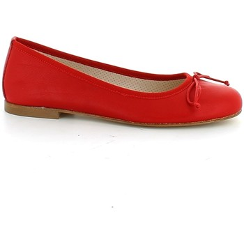 Chaussures Femme Ballerines / babies Xboy 485.11_35 Rouge