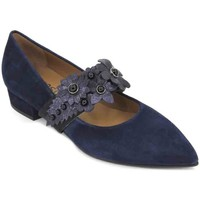 Chaussures Femme Escarpins Estiletti 2604 Zapatos de Vestir de Mujer bleu