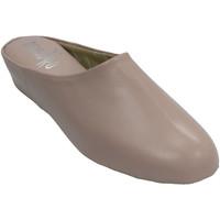 Chaussures Femme Chaussons Deisidro Baskets femme ouvrir la peau à la maison rosa