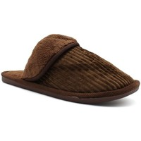Chaussures Homme Chaussons Kebello Chaussons en velours H Marron Marron