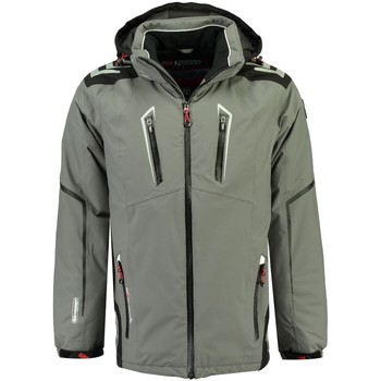 Vêtements Homme Blousons Geographical Norway BlousonSki Homme Warning Gris