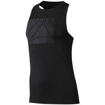 Vêtements Femme Débardeurs / T-shirts sans manche Reebok Sport OS AC Graphic Tank Noir