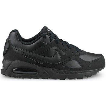 Chaussures Homme Baskets basses Nike Air Max Ivo Leather Noir Noir