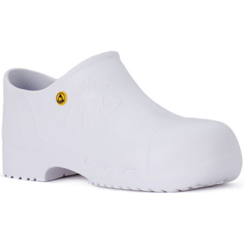 Chaussures Chaussures de travail Calzuro PRO SAFETY BIANCO Bianco