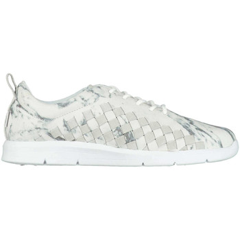 Baskets basses Vans Baskets M Tesella Running  Blanc Marbre