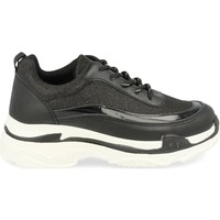 Chaussures Femme Baskets basses Tony.p BYH-38 Negro