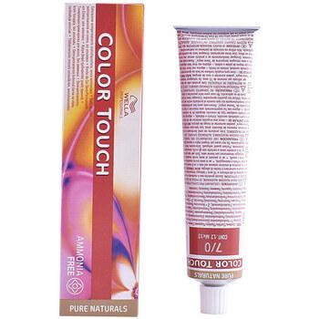 Beauté Accessoires cheveux Wella Color Touch 7/0  60 ml