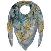 Accessoires textile Femme Echarpes / Etoles / Foulards Guess Keffieh Femme AW7714 Bleu