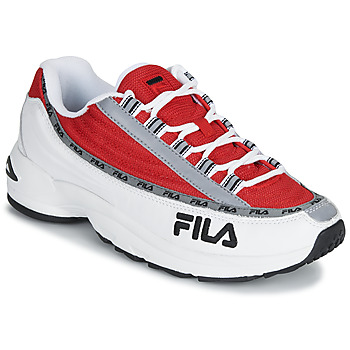 Chaussures Homme Baskets basses Fila DSTR97 Blanc / Rouge