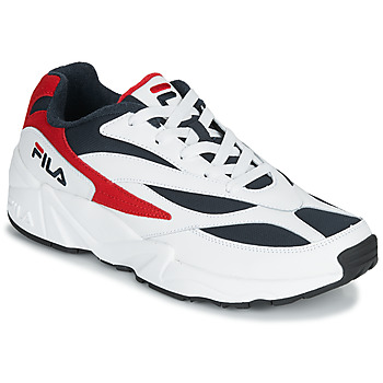Chaussures Homme Baskets basses Fila V94M LOW Blanc / Rouge