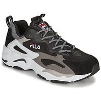 Chaussures Homme Baskets basses Fila RAY TRACER Noir