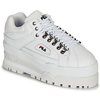 Chaussures Femme Baskets basses Fila TRAILBLAZER WEDGE WMN Blanc