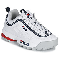Chaussures Femme Baskets basses Fila DISRUPTOR LOGO LOW WMN Blanc