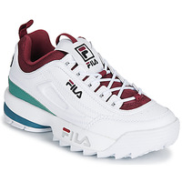 Chaussures Femme Baskets basses Fila DISRUPTOR  CB LOW WMN Blanc