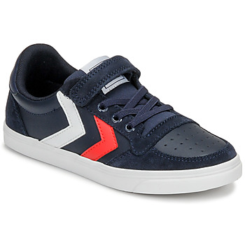 Hummel Enfant Slimmer Stadil Leather Low...